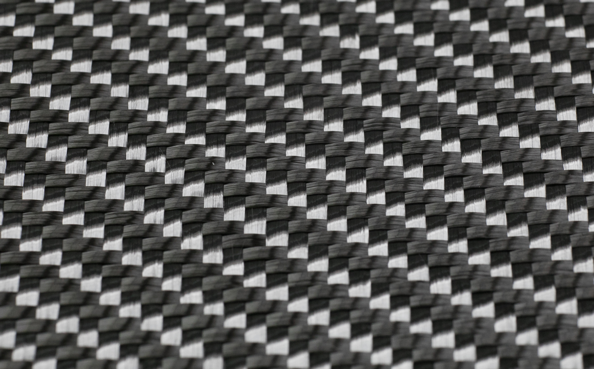 CARBON FABRIC 600 G/M2 – 12K TWILL