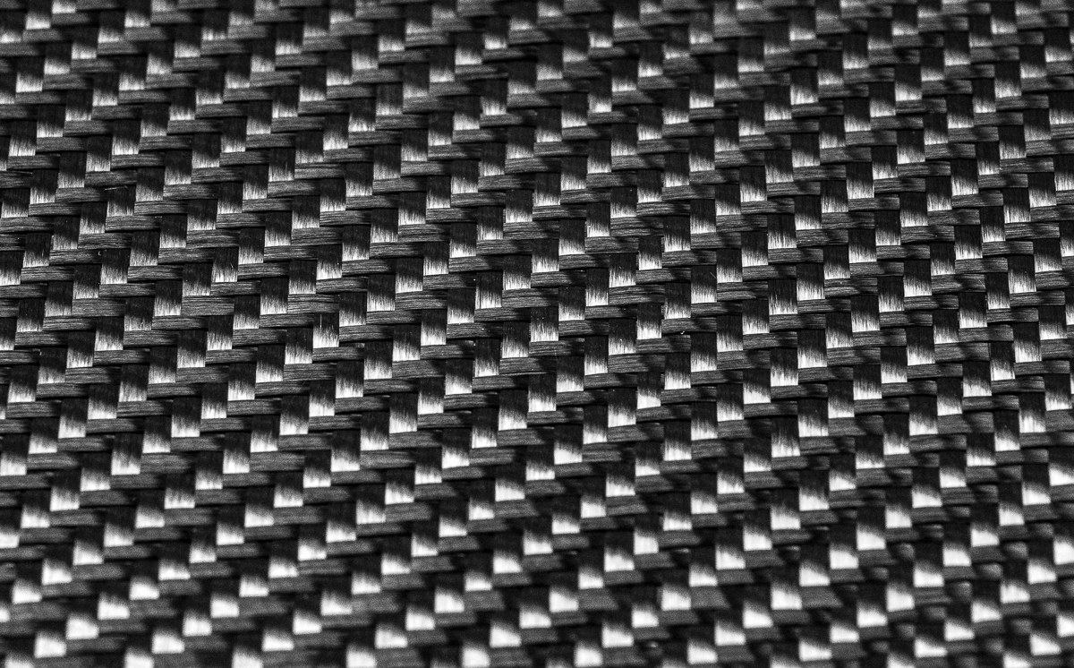 CARBON FABRIC 200 G/M2 – 3K TWILL