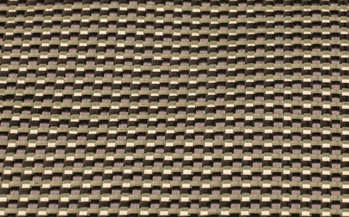 CARBON AND ARAMID FABRIC 165 G/M2 – PLAIN